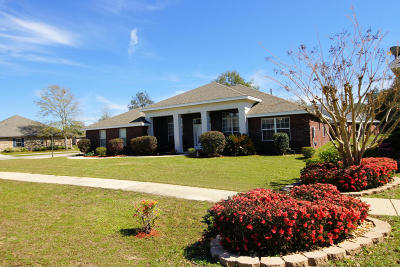 Crestview Single Family Home For Sale: 4613 Chanan Drive