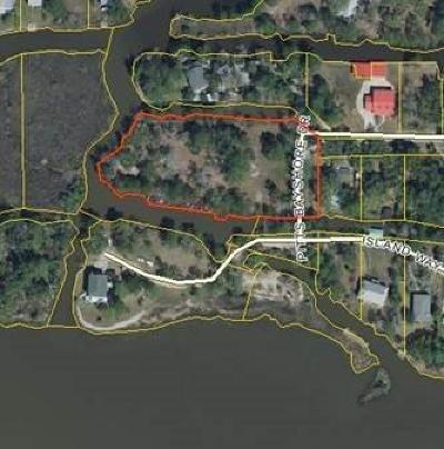 Freeport Residential Lots & Land For Sale: Lot 8 Pitts Bayshore Drive