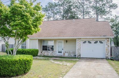 Crestview Single Family Home For Sale: 212 Water Oak Lane