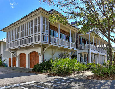 Panama City Beach Single Family Home For Sale: 115 Rosemary Avenue