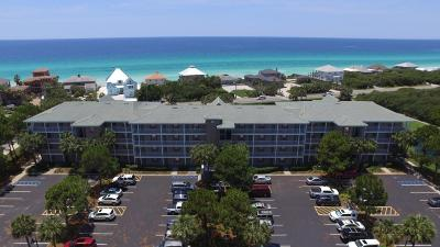 Santa Rosa Beach Condo/Townhouse For Sale: 144 Spires Lane #UNIT 214