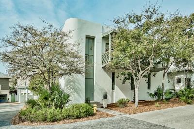 Rosemary Beach Single Family Home For Sale: 20 E Water Street