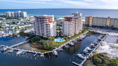 Destin FL Condo/Townhouse For Sale: $595,000