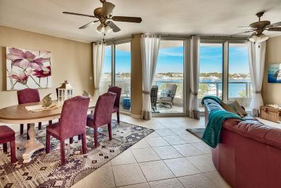 Destin FL Condo/Townhouse For Sale: $794,000