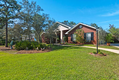 Santa Rosa Beach Single Family Home For Sale: 175 Buck Road