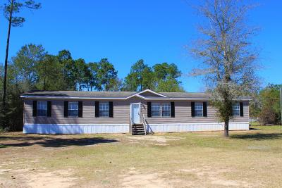 Crestview FL Single Family Home For Sale: $99,900
