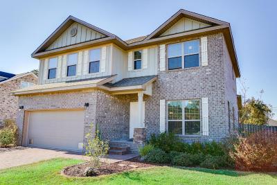 Panama City Single Family Home For Sale: 4915 Barrett Way
