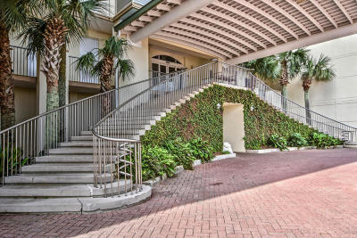 Navarre Condo/Townhouse For Sale: 8269 Gulf Boulevard #APT 502