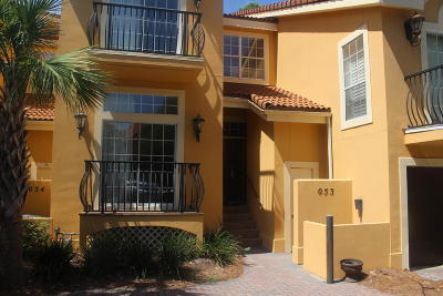 Miramar Beach FL Condo/Townhouse For Sale: $589,000