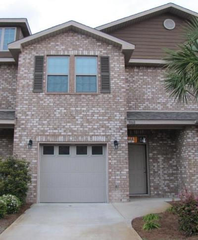 Navarre Condo/Townhouse For Sale: 8868 White Ibis Way