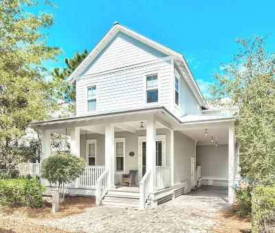 Single Family Home For Sale: 55 Spartina Circle