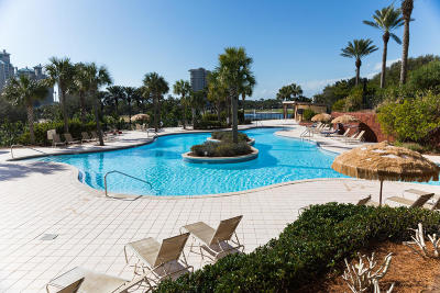 Miramar Beach Condo/Townhouse For Sale: 5000 S Sandestin Boulevard #6209