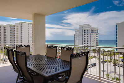 Destin Condo/Townhouse For Sale: 1751 Scenic Highway 98 #UNIT 601