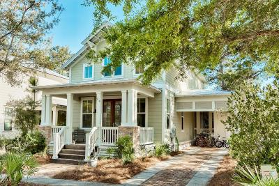 Santa Rosa Beach Single Family Home For Sale: 26 E Okeechobee