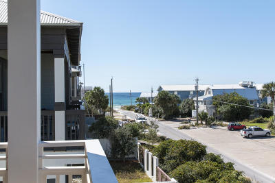 Inlet Beach Condo/Townhouse For Sale: 32 E Park Place Avenue #102