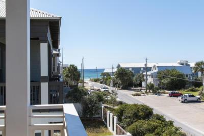 Inlet Beach Condo/Townhouse For Sale: 32 E Park Place Avenue #102