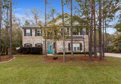 Crestview Single Family Home For Sale: 6014 Fiori Drive