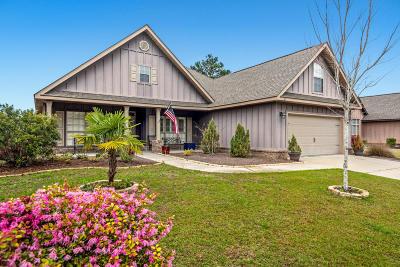 Santa Rosa Beach Single Family Home For Sale: 87 Whispering Lake Drive