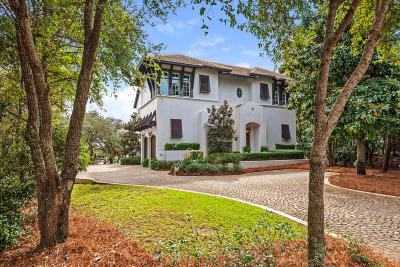 Santa Rosa Beach Single Family Home For Sale: 95 Little Redfish Lane