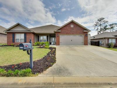 Crestview Single Family Home For Sale: 4428 Mirada Way