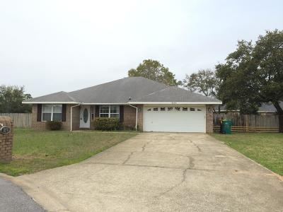 Navarre Single Family Home For Sale: 9278 Hansel Drive