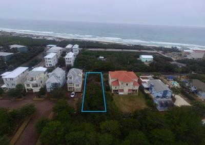 Inlet Beach Residential Lots & Land For Sale: Lot 5 Pompano Place