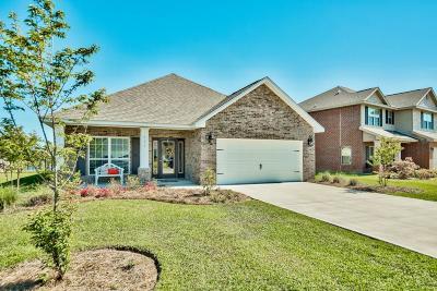 Santa Rosa Beach FL Single Family Home For Sale: $349,900
