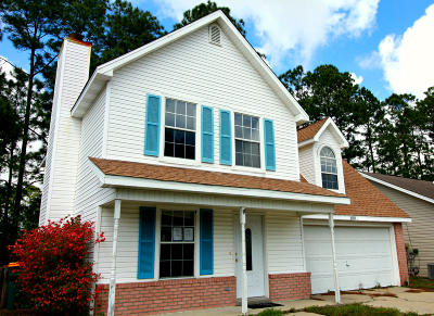 Fort Walton Beach Single Family Home For Sale: 1659 Bennetts End