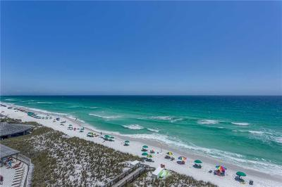 Destin Condo/Townhouse For Sale: 500 Gulf Shore Drive #UNIT 605
