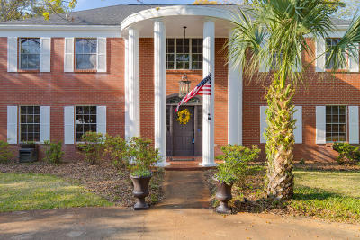 Shalimar Single Family Home For Sale: 6 Bayshore Drive
