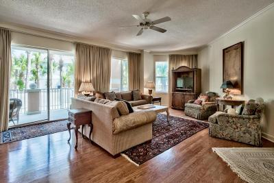 Santa Rosa Beach Condo/Townhouse For Sale: 164 Blue Lupine Way #104