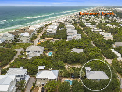 Inlet Beach Single Family Home For Sale: 12 Wild Dunes Way
