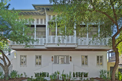 Rosemary Beach Single Family Home For Sale: 31 Windward Lane