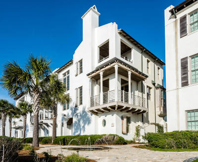 Alys beach Single Family Home For Sale: 20 Sea Venture Alley #(2nd Tie
