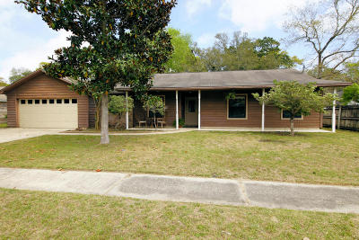 Niceville Single Family Home For Sale: 1105 Pin Oak Circle