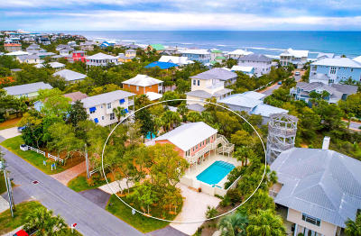 Santa Rosa Beach Single Family Home For Sale: 82 Betty Street