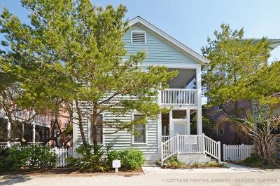 Santa Rosa Beach Single Family Home For Sale: 608 Forest Street