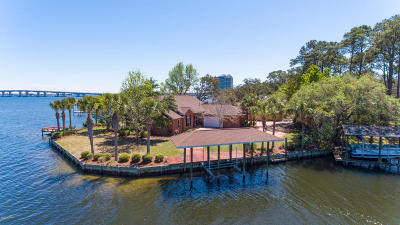 Panama City Beach Single Family Home For Sale: 321 Greenwood Drive