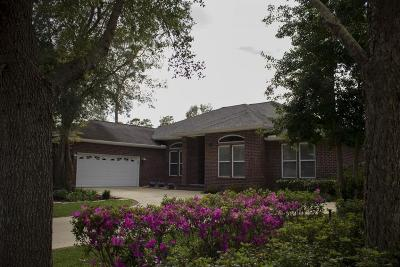 Niceville Single Family Home For Sale: 834 Coldwater Creek Circle