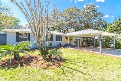 Fort Walton Beach Single Family Home For Sale: 209 NE Beachview Drive
