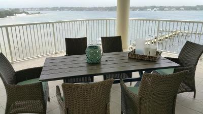 Fort Walton Beach Condo/Townhouse For Sale: 1326 Miracle Strip Parkway #UNIT 601