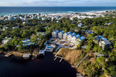 Grayton Beach, Blue Mountain Beach, Dune Allen Single Family Home For Sale: Parcel 6 Garfield Street