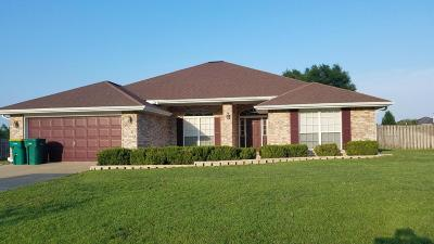 Crestview Single Family Home For Sale: 2371 Barberee Drive