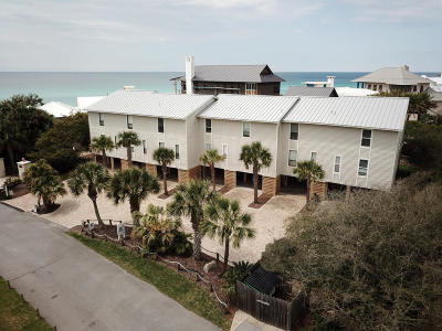 Panama City Beach Condo/Townhouse For Sale: 255 Pelican Circle #UNIT 7
