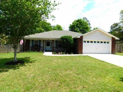 Crestview Single Family Home For Sale: 6009 Aubrey Lee Lane