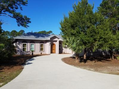 Santa Rosa Beach Single Family Home For Sale: 271 Hillcrest Road