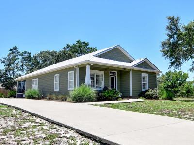 Panama City Beach Single Family Home For Sale: 02 Eagle Trace Court