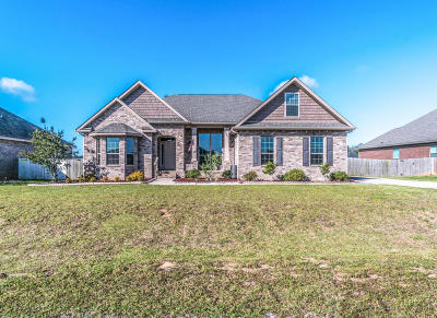 Crestview Single Family Home For Sale: 3347 Citrine Circle