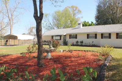 Crestview Single Family Home For Sale: 2948 Barton Road