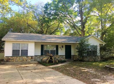Crestview Single Family Home For Sale: 811 6th Avenue